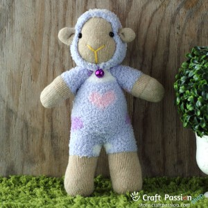 ZiZi-Yang Sock Sheep