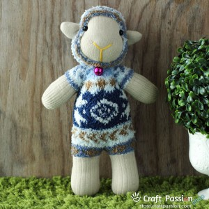 MinMin-Yang Sock Sheep