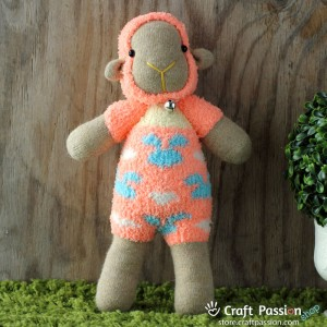 DoDo-Yang Sock Sheep