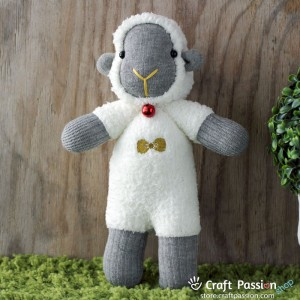 BaiBai-Yang Sock Sheep