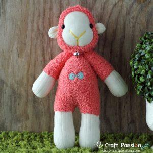 MeiMei-Yang Sock Sheep