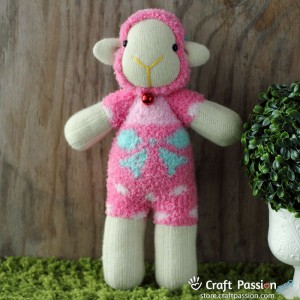 FeiFei-Yang Sock Sheep