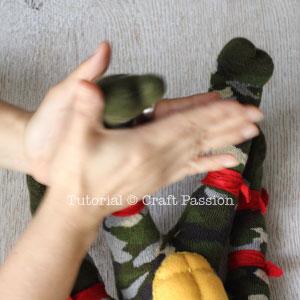 sew ninja turtle 35 assembly