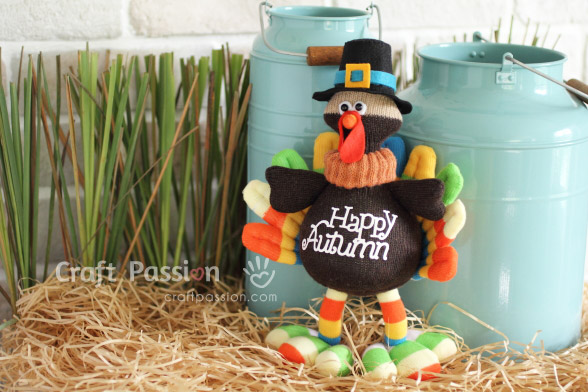 turkey doll
