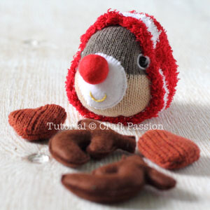 sew reindeer 16