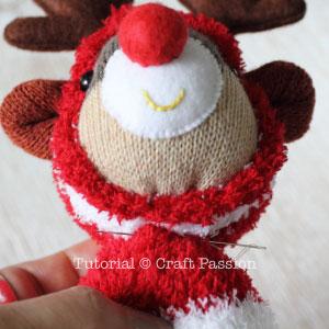 sew reindeer 25
