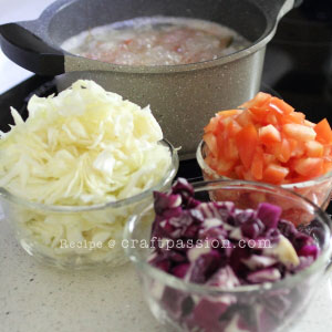 vege diet soup recipe