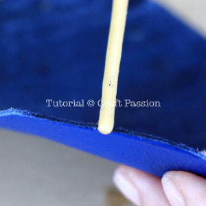 diy no sew pouch 7