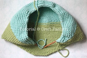 knit cotton clothesline rope