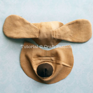 sew yoyo dog