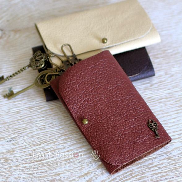 key pouch pattern