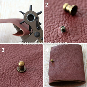 install button stud