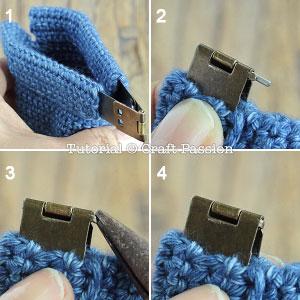 Install squeeze flex frame