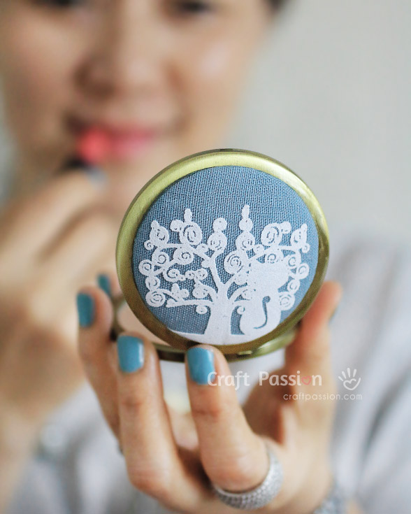 touch up mirror