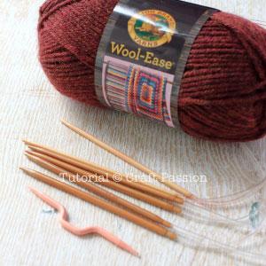 wool ease