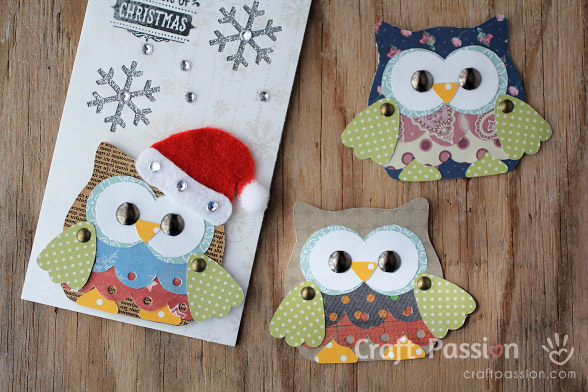 Owl Pattern Olivia Free Pattern Tutorial Craft Passion