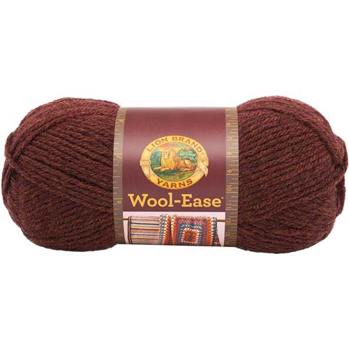 Lion Brand Yarn Wool Ease Yarn, Succulent