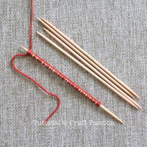 knit beanie 1