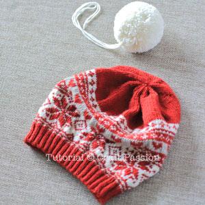 knit beanie 6