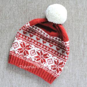 knit beanie 7