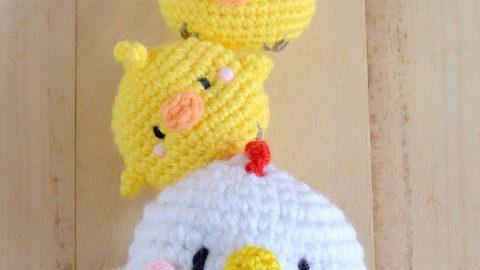Panda kawaii! Paso a paso en crochet amigurumi | Crochet amigurumi ... | 270x480