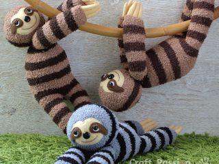 sock sloth