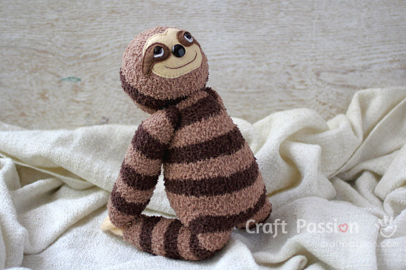 sloth sew pattern