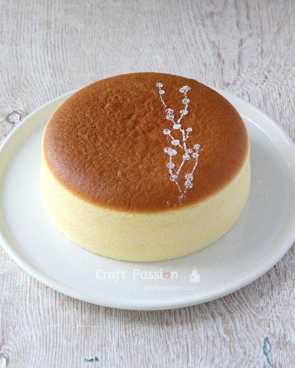 cotton cheesecake 1