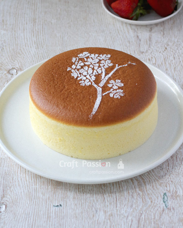 cotton cheesecake 2