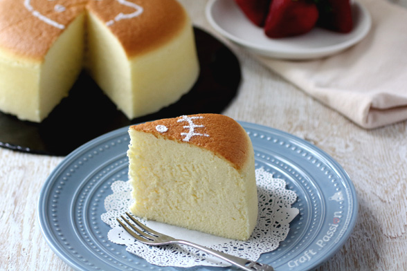 japanese cotton cheesecake recipe