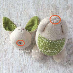 how to sew kangaroo