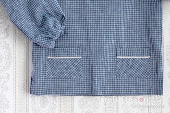 boy pajamas sewing pattern