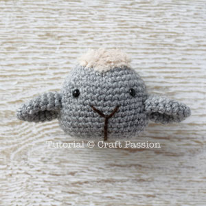 amigurumi sheep pattern 1