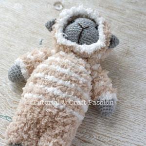 amigurumi sheep pattern 10