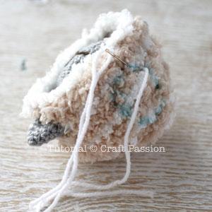 amigurumi sheep pattern 7