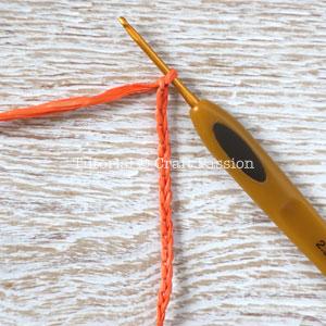 fall leaf crochet 1