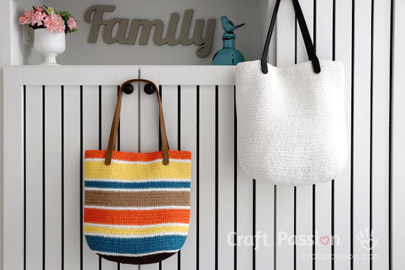 tote crochet pattern
