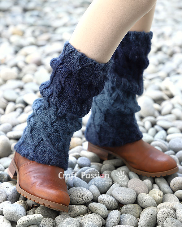 stylish leg warmers