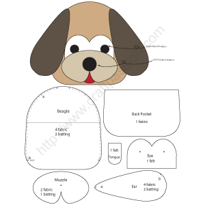 beagle template
