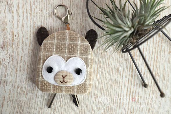 sew key pouch