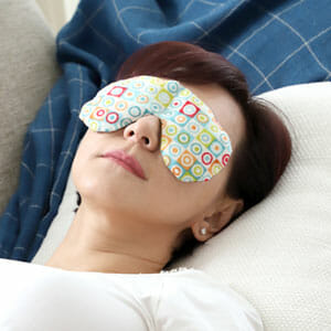 Soothing Eye Mask Sewing Pattern