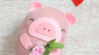 sock pig