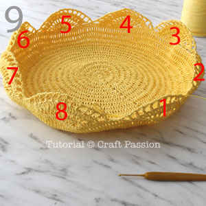 beach tote crochet pattern