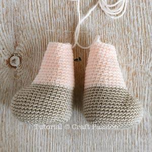 amigurumi feet pattern