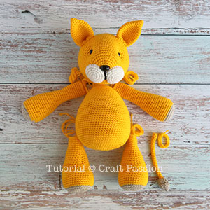 Amigurumi Today - Page 5 of 11 - Free amigurumi patterns and ... | 300x300