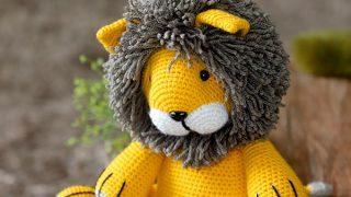 lion amigurumi pattern