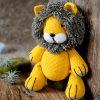 Lion Amigurumi Crochet Pattern