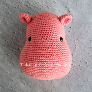 Crochet Hippo Pattern Ideas Best Collection | The WHOot | 300x300