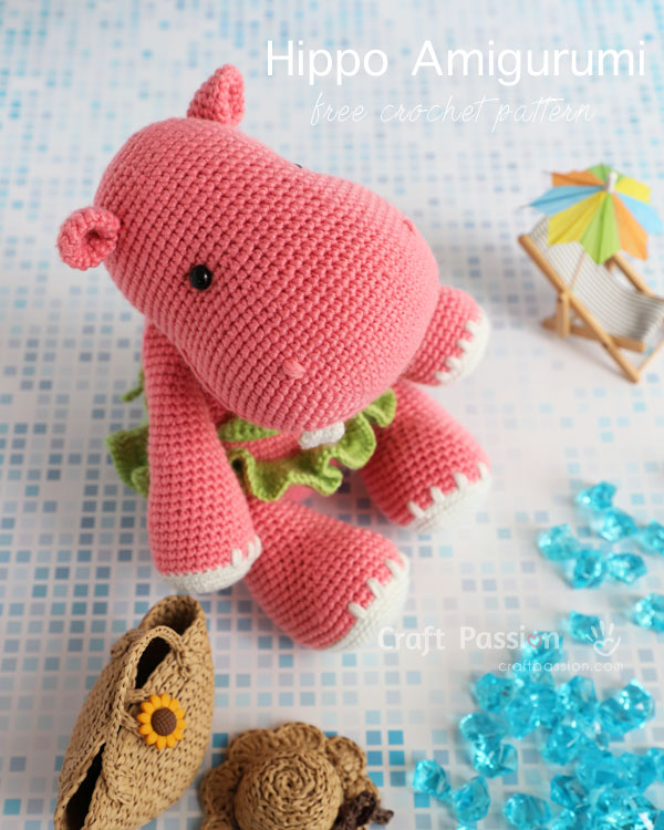 DIY Crochet Amigurumi Puppy Dog Stuffed Toy Free Patterns | Crochê ... | 750x600