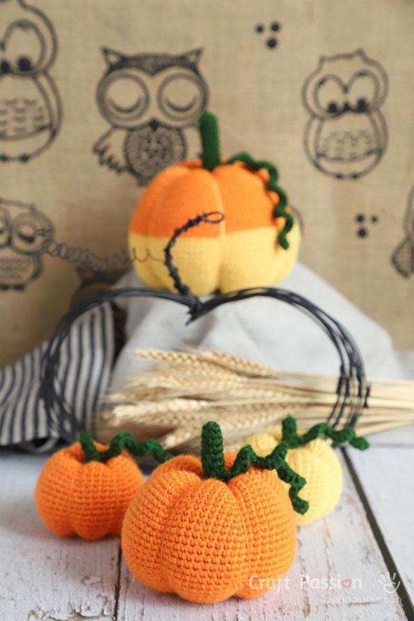 best pumpkin amigurumi
